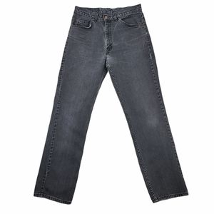 Vintage Men's Levi's Orange Tab Jeans Size 33